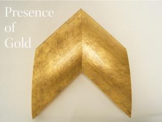 ゴールドの存在感