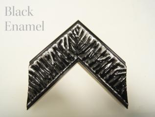 黒いエナメル