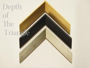 三角形の深み